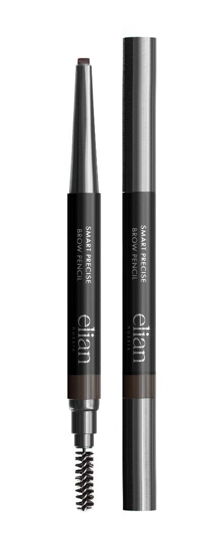 Купить Карандаш для бровей Elian Russia Smart Precise Brow Pencil 02 Truffle