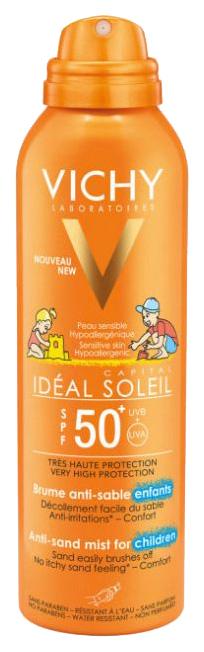 Солнцезащитный аэрозоль Vichy Idéal Soleil Anti Sand