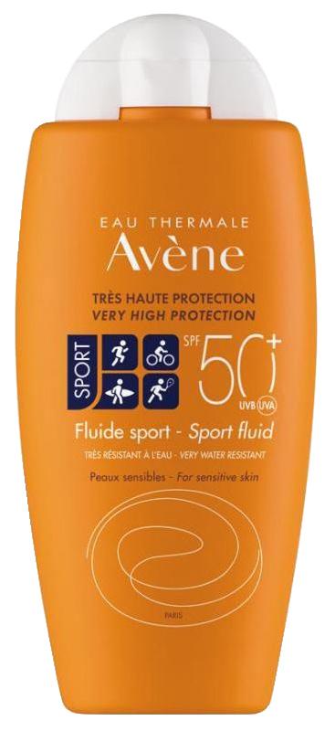Купить Солнцезащитный флюид Avene Sport SPF50+, 100 мл