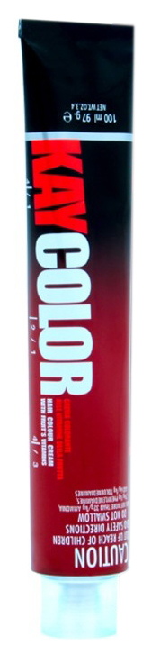 Краска для волос KAYPRO Kay Color 6.00 темно-русый натуральный холодный 100 мл