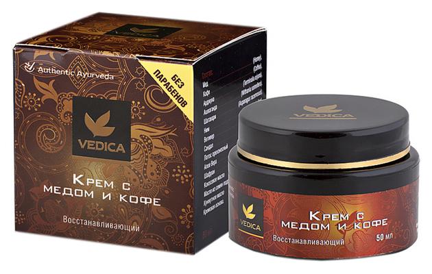 Купить Крем для лица Veda Vedica Восстанавливающий 50 г