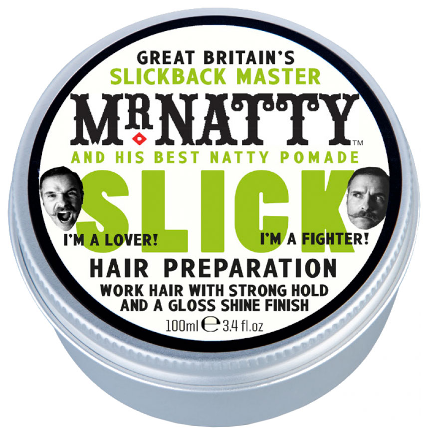 Средство для укладки волос MR.NATTY Slick Pomade