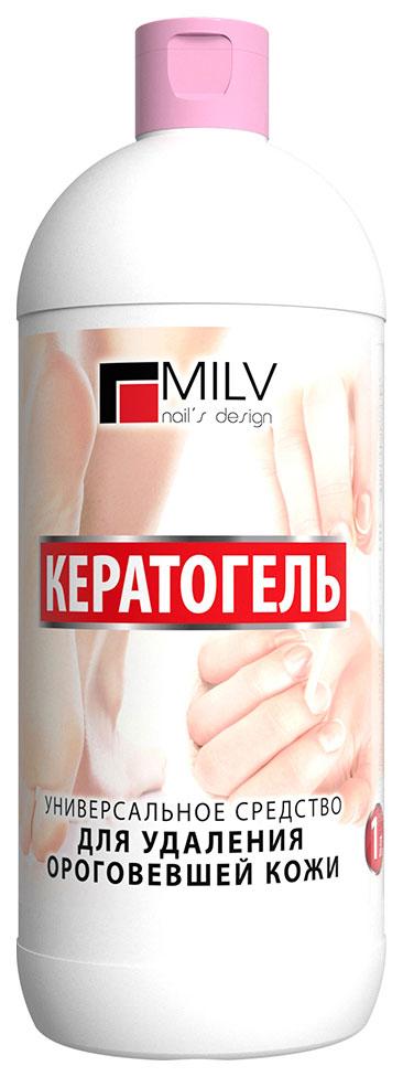 Кератогель Milv для удаления ороговевшей кожи, 1000