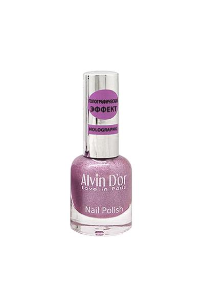 Купить Лак для ногтей Alvin D'or Holographic ADN-07 тон 726 15 мл