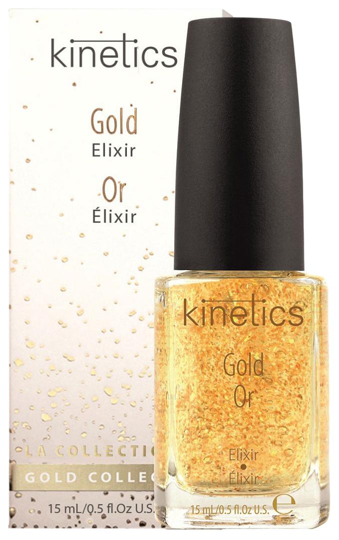 Эликсир для ногтей Kinetics Gold Elixir 15 мл
