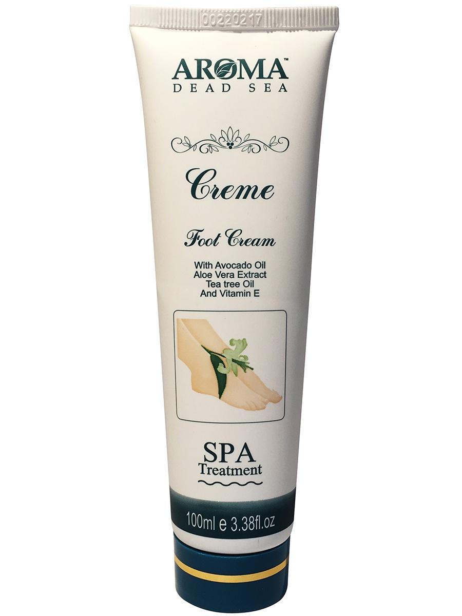 Крем для ног Aroma Dead Sea