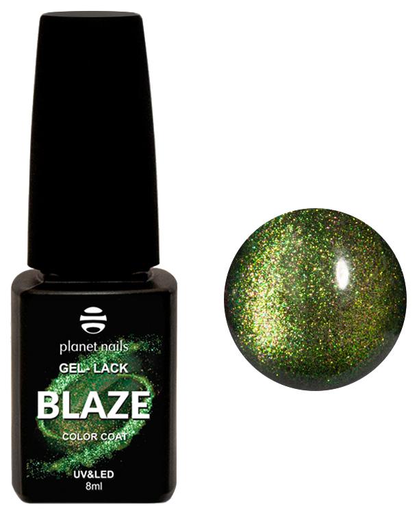 Гель–лак для ногтей Planet Nails Blaze 12791 тон 791 8 мл