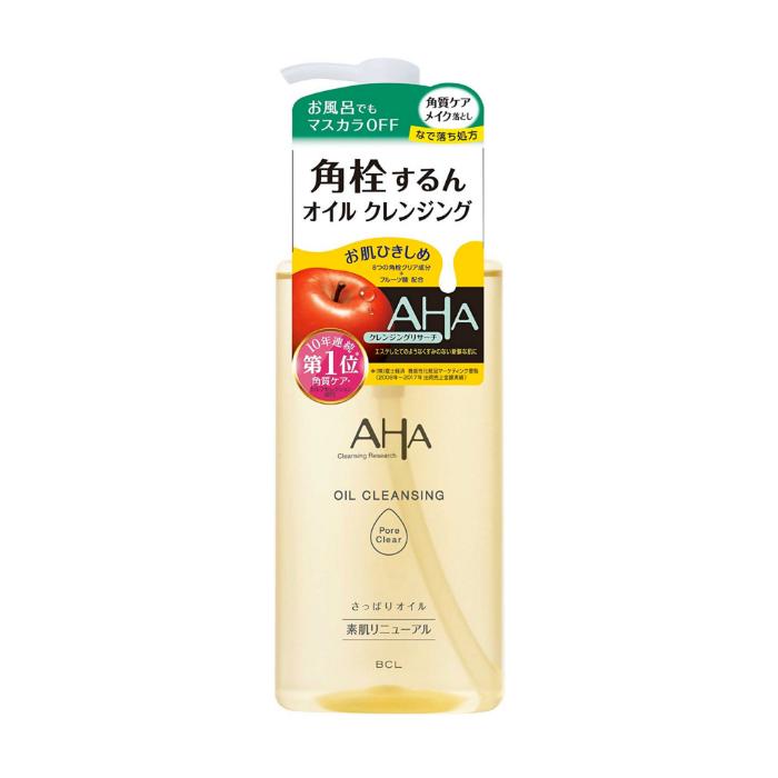 Гидрофильное масло для снятия макияжа BCL