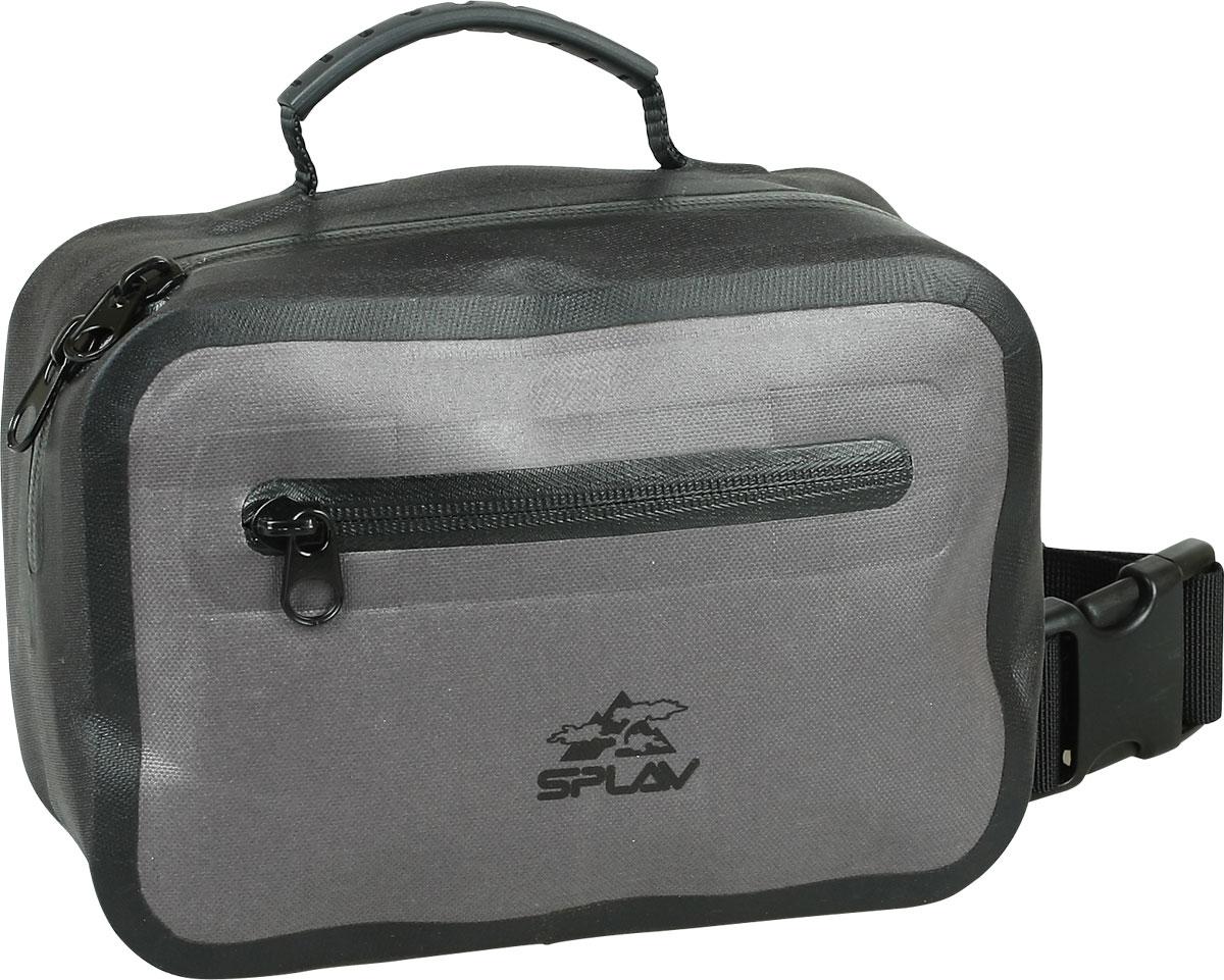 Спортивная сумка Сплав Mantis серая