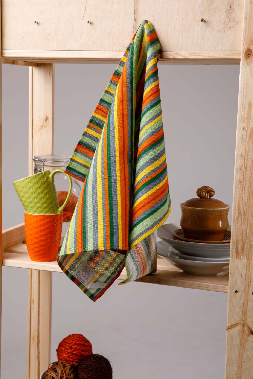 Полотенце кухонное Мари Санна Balance Цвет: Сиреневый