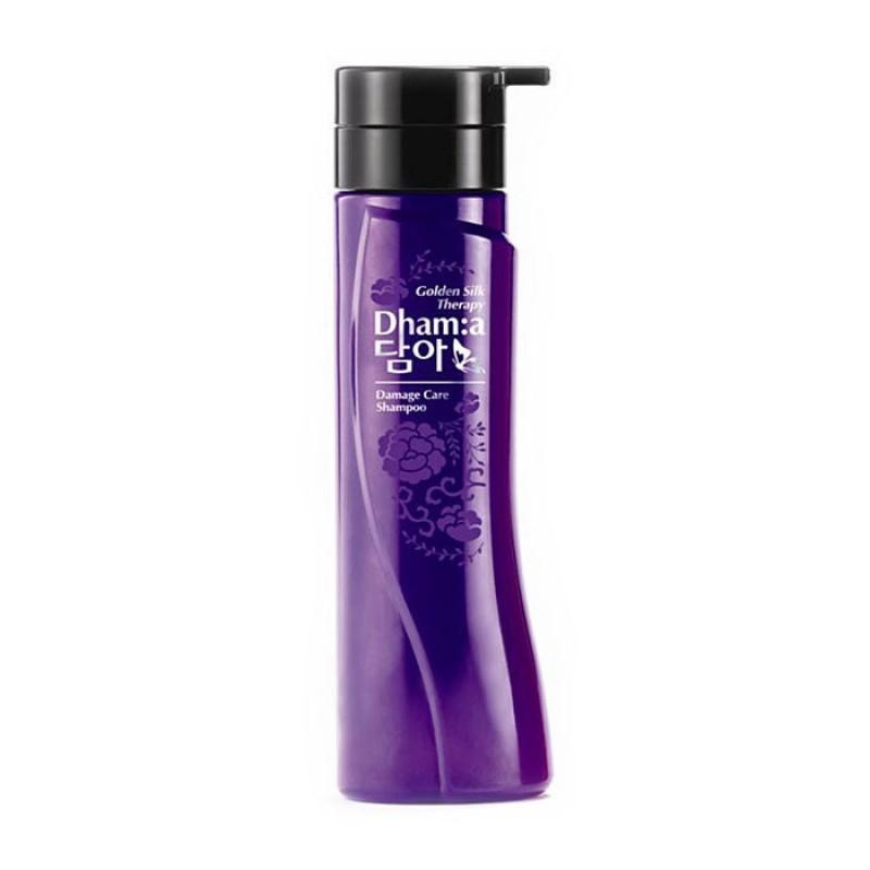 Шампунь CJ Lion Dhama для поврежденных волос