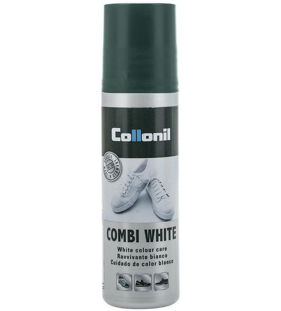 Спрей для освежения цвета белой обуви Collonil