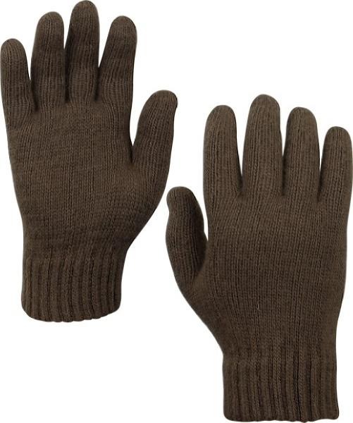 Перчатки из шерсти альпака мужские