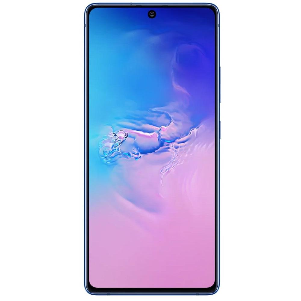 Смартфон Samsung Galaxy S10 Lite 128Gb Blue (SM-G770F) фото