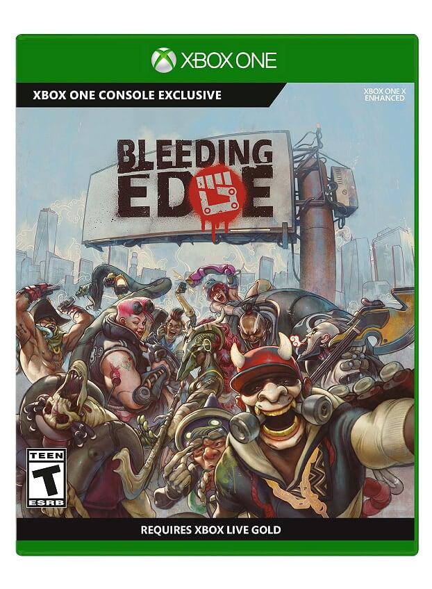 Игра Bleeding Edge для Xbox One