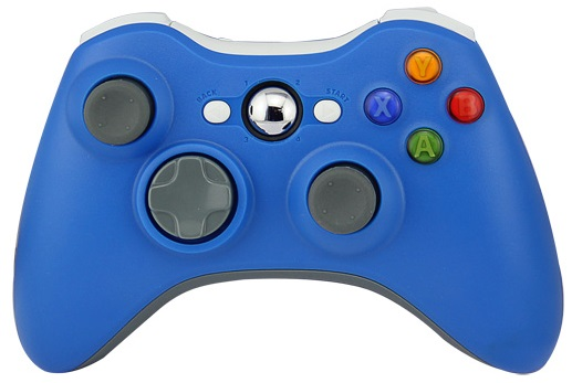 Геймпад Controller Wireless Blue