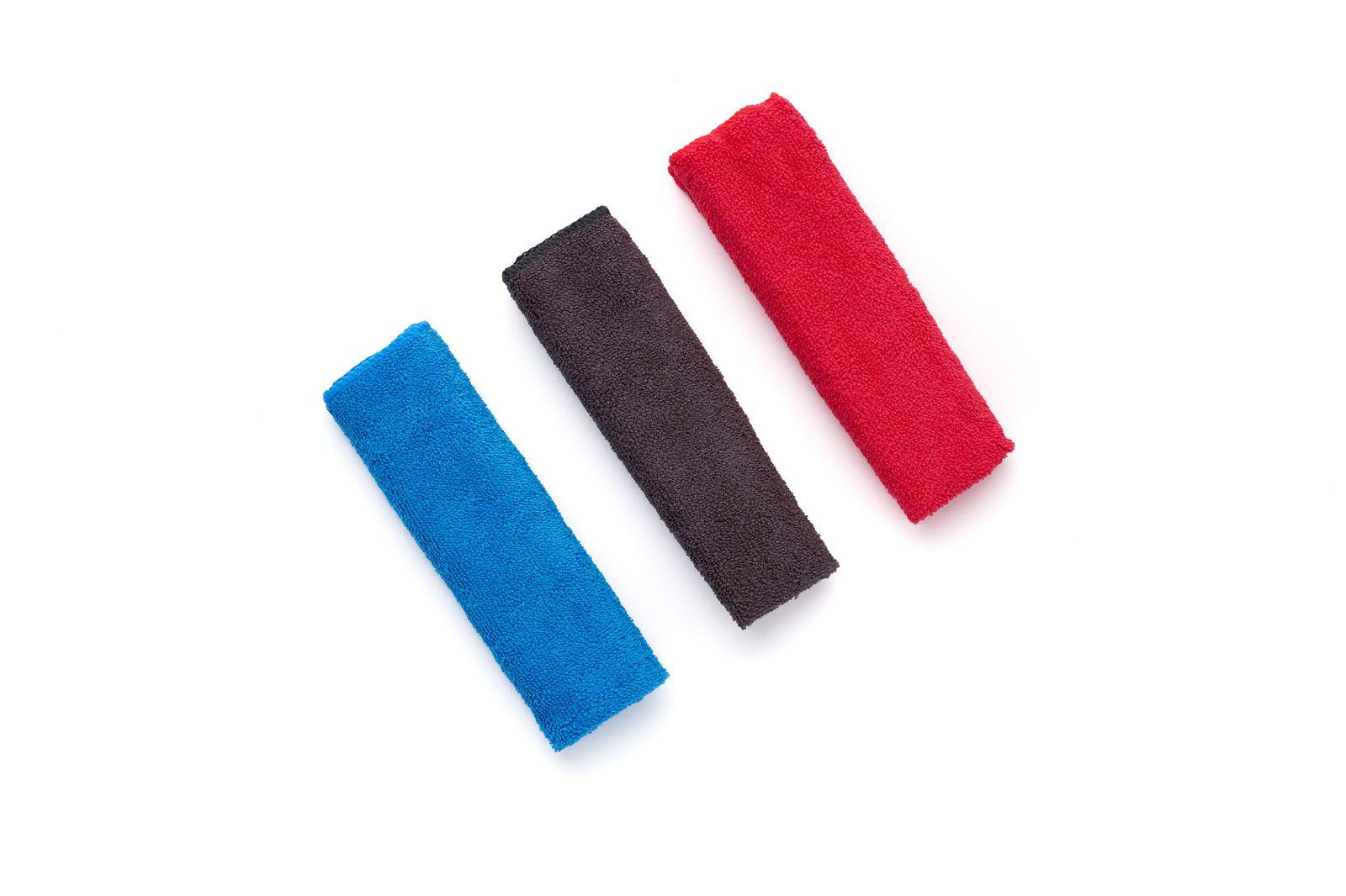 Салфетка из микрофибры ELITE 3шт разноцвет. 30*40см ELITE по цене 322