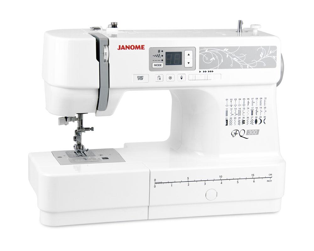 Швейная машина Janome PQ 300