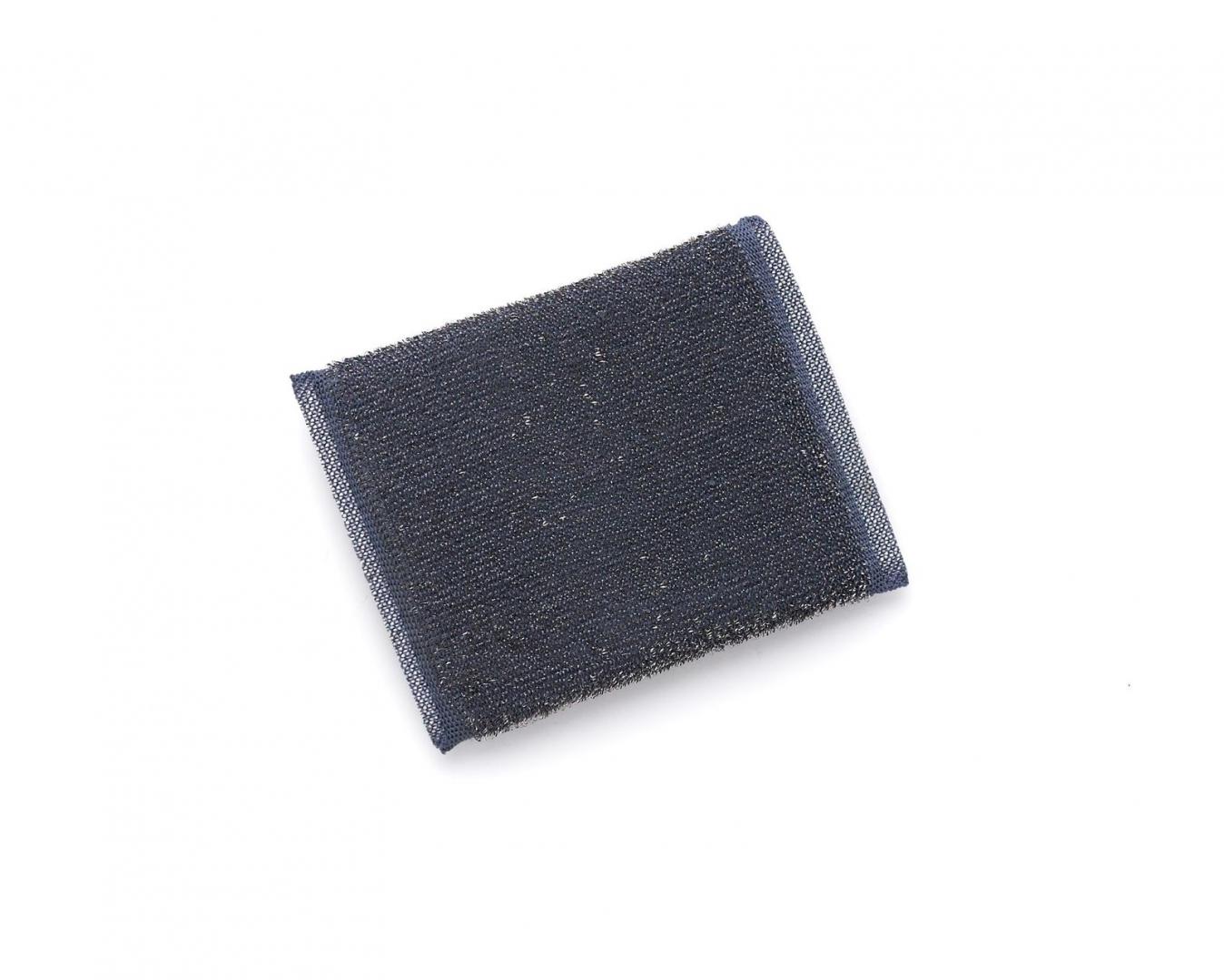 Мочалка абразивная с волокнами из нерж.стали по цене 107