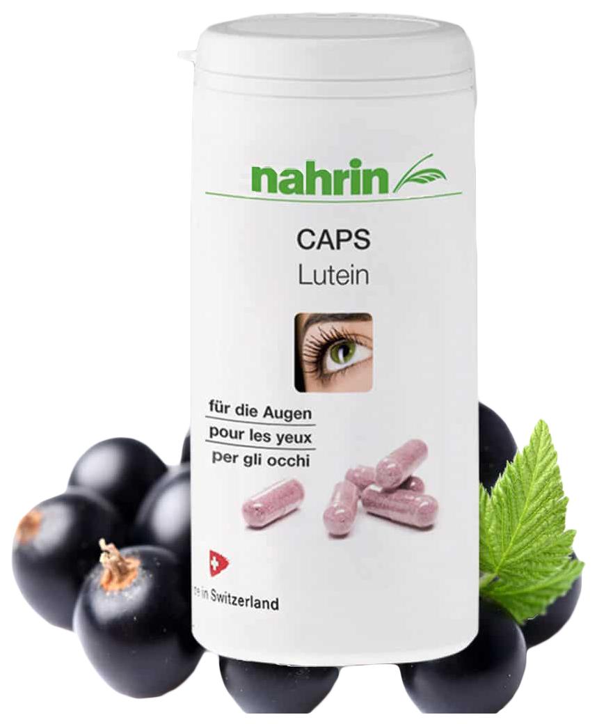Нарин Лютеин капсулы №60