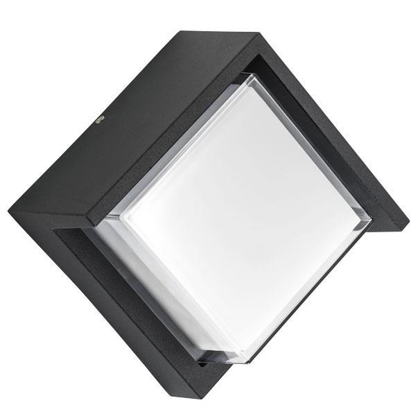 Уличный светильник настенный Paletto 382273