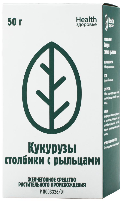 Кукурузы столбики с рыльцами [сырье пачка 50 г] N1