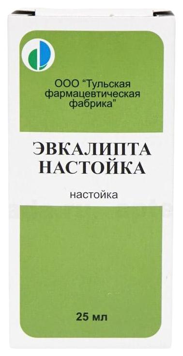 Эвкалипта настойка жидк фл 25 мл N1