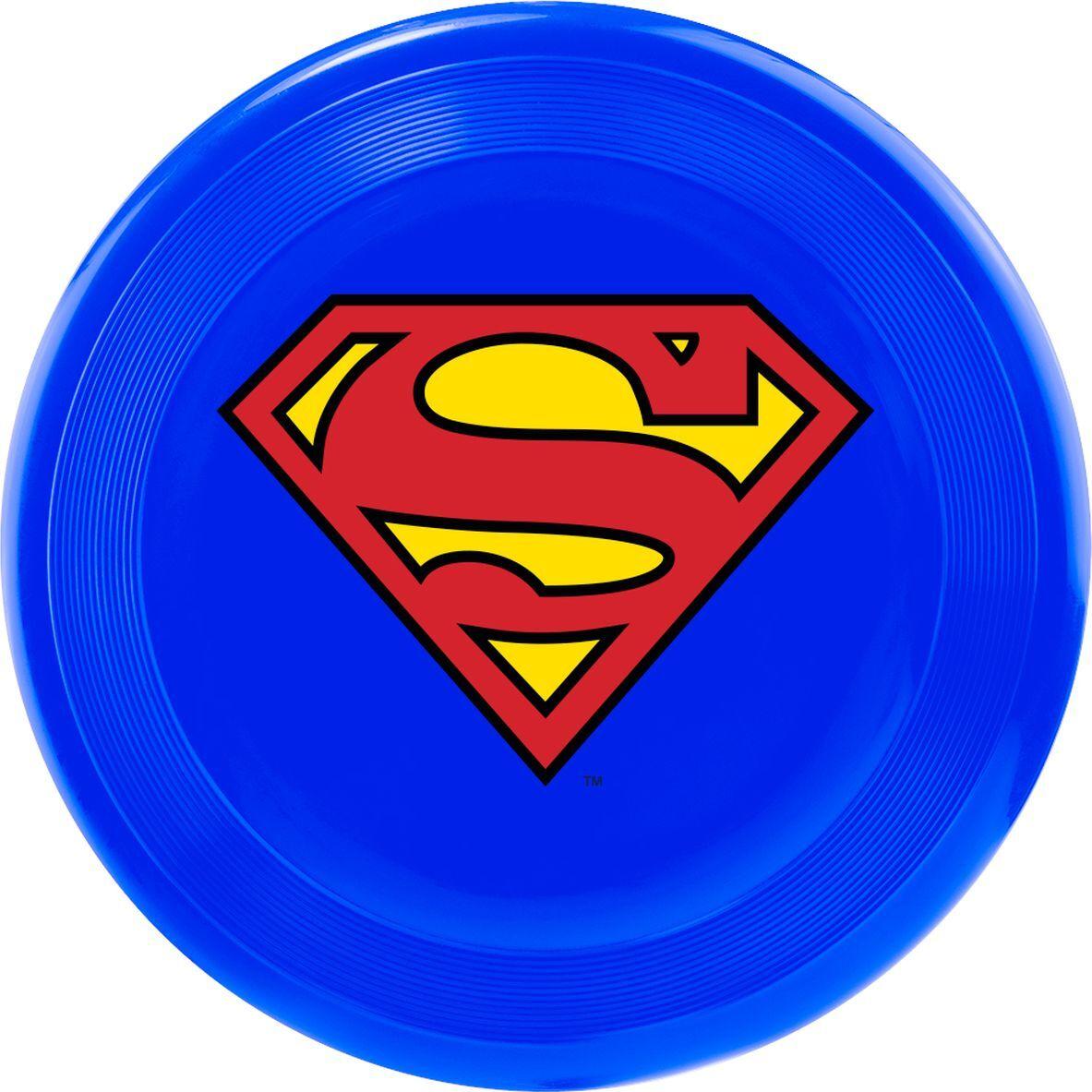 Апорт для собак Buckle Down Фрисби Супермен,