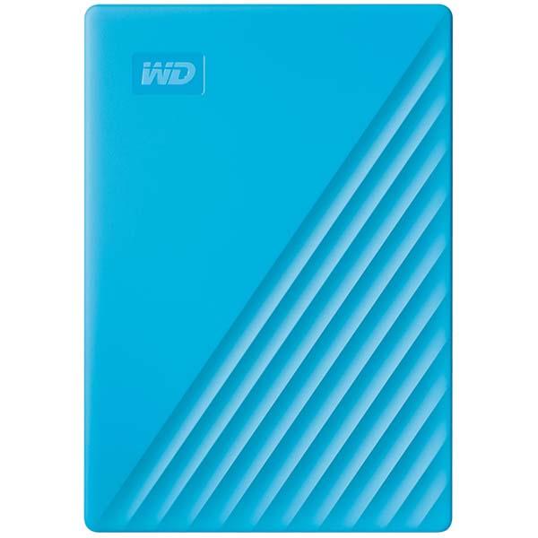 WD 4TB MY PASSPORT BLUE (BPKJ0040BBL-WESN)