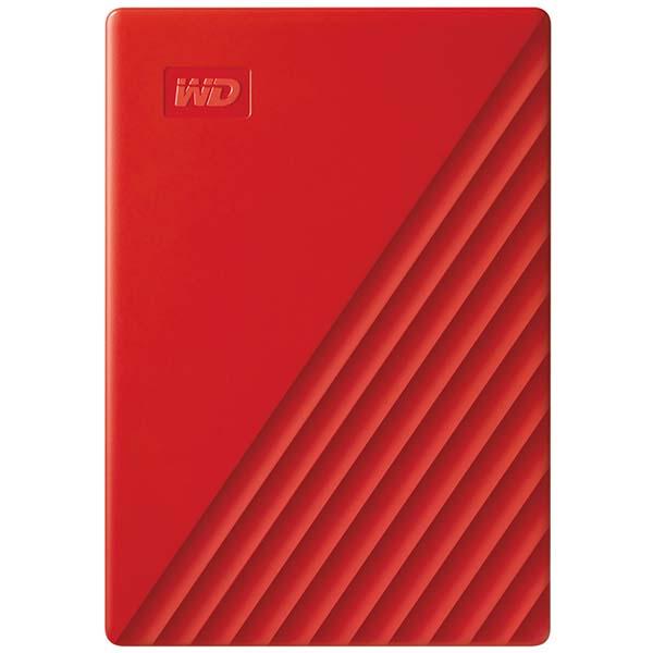 WD 2TB MY PASSPORT RED (BYVG0020BRD-WESN)