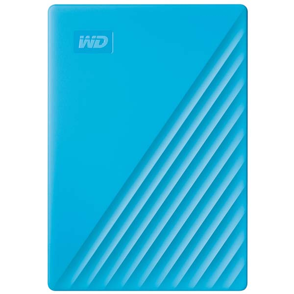 WD 2TB MY PASSPORT BLUE (BYVG0020BBL-WESN)
