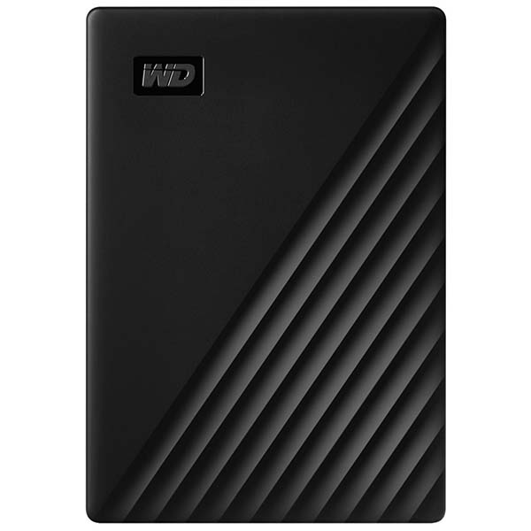 WD 2TB MY PASSPORT BLACK (BYVG0020BBK-WESN)