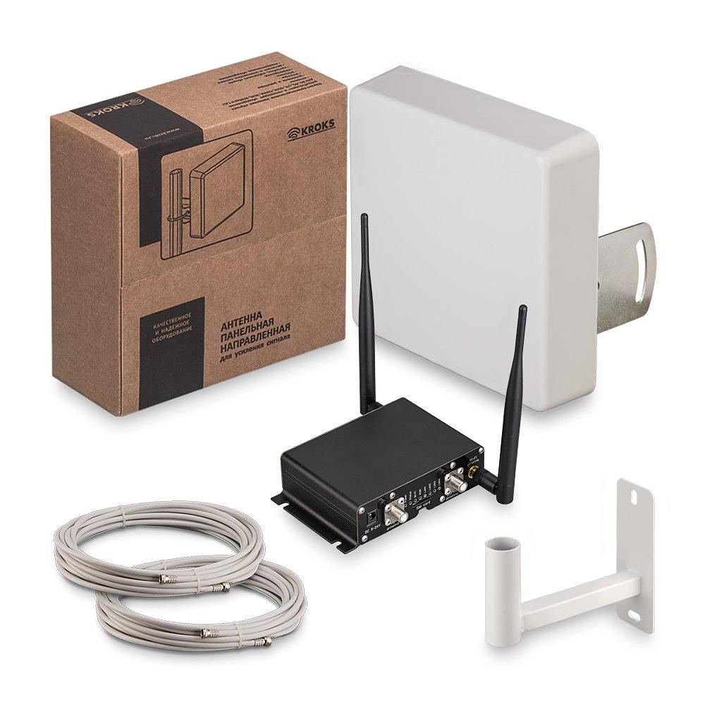 Усилитель интернет сигнала KSS15 3G/4G MR комплект