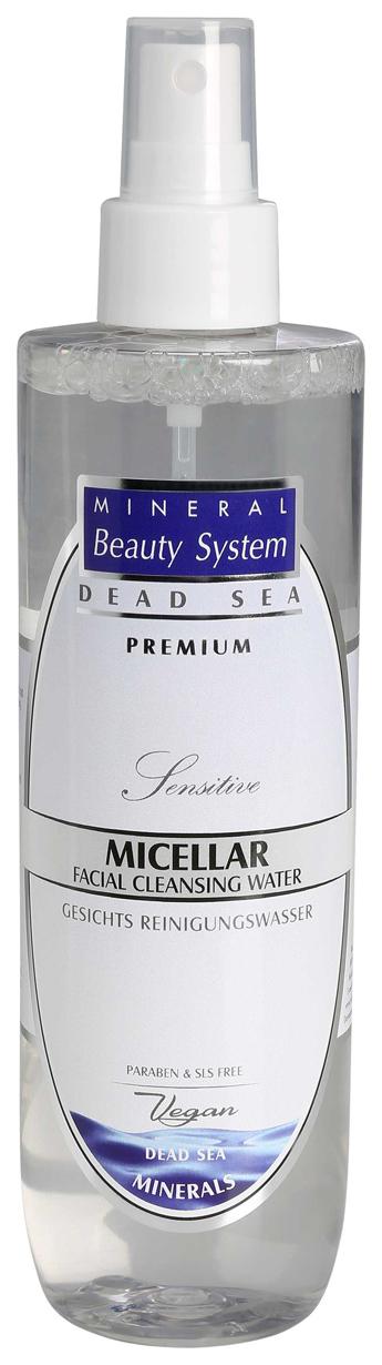 Купить Мицеллярная вода Mineral Beauty System Dead Sea Premium 300 мл