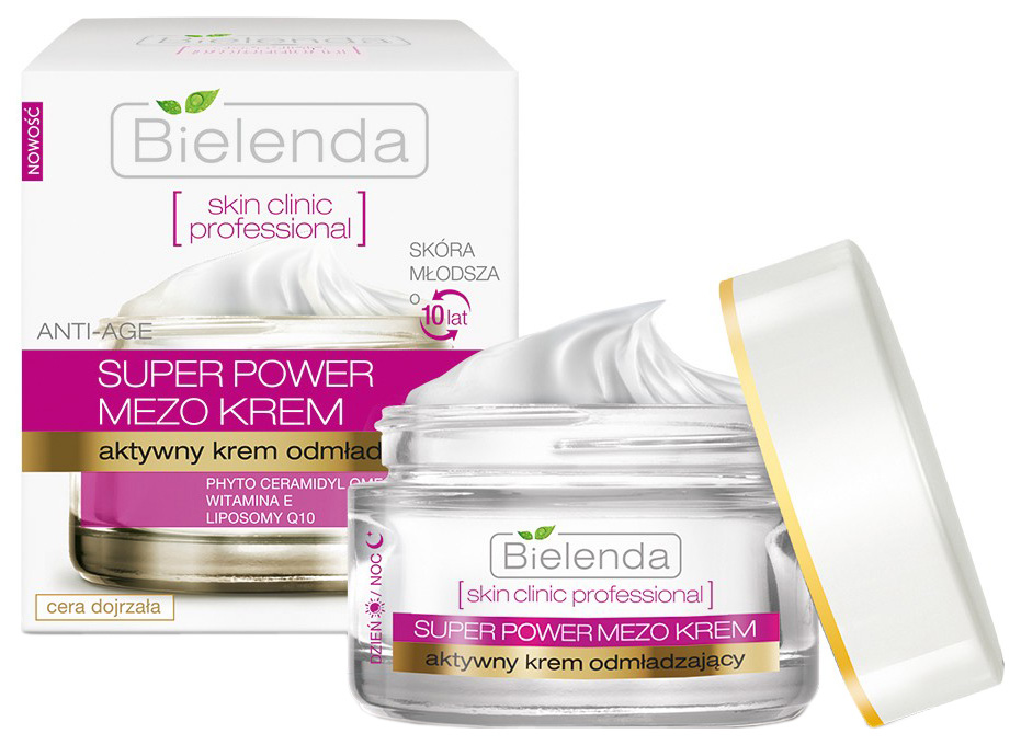 Купить Крем для лица Bielenda Skin Clinic Professional Mezo Anti-age 50 мл