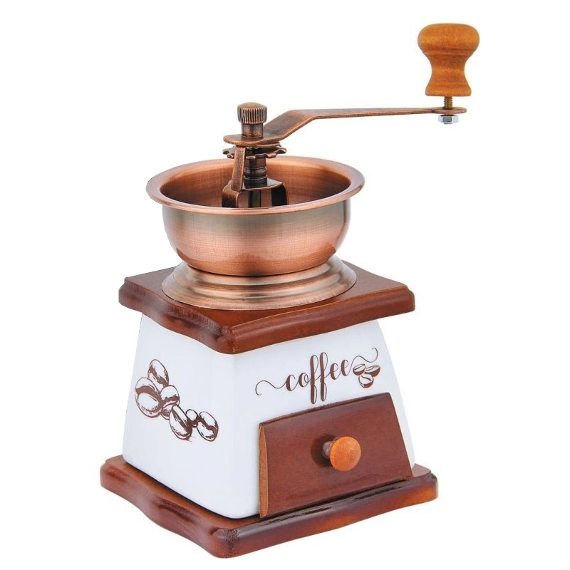 Кофемолка ручная MALLONY серия Mulino 004686
