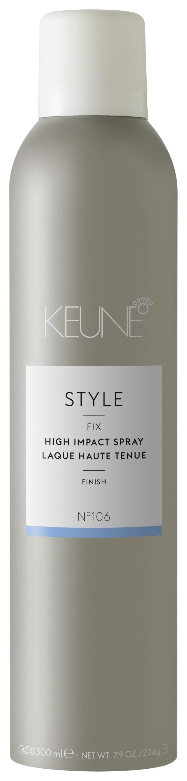 Купить Лак для волос KEUNE STYLE HIGH IMPACT 300 мл