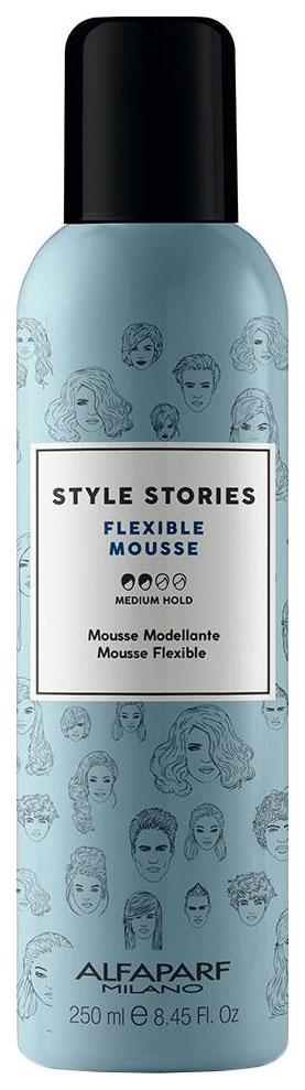 Купить Мусс для волос Alfaparf Milano Style Stories Flexible 250 мл