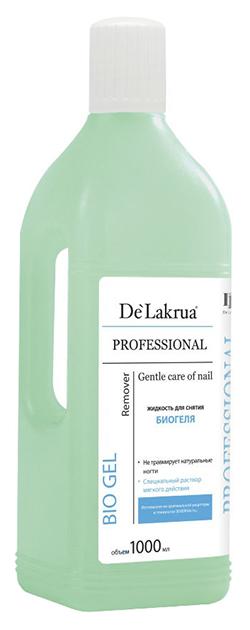 Жидкость для снятия лака De Lakrua Professional