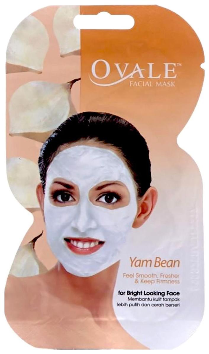 Маска для лица Ovale Yam Bean 15 г