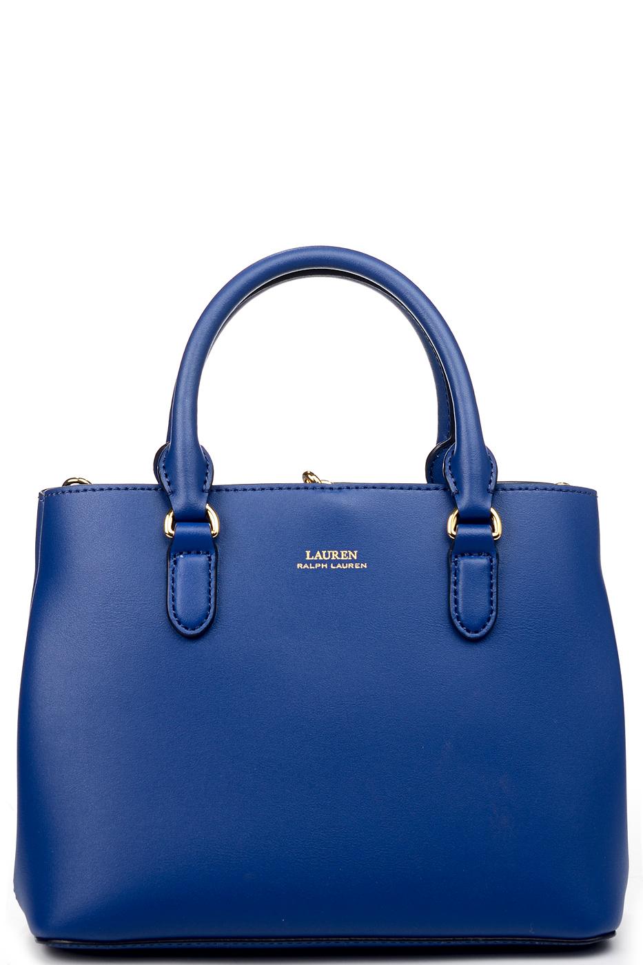 Сумка женская LAUREN RALPH LAUREN B32433-LR431719699007 синяя фото