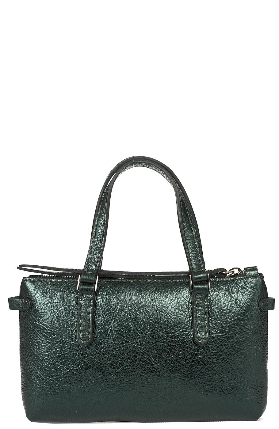 Клатч женский зеленый GIANNI CHIARINI B30839-BS6395