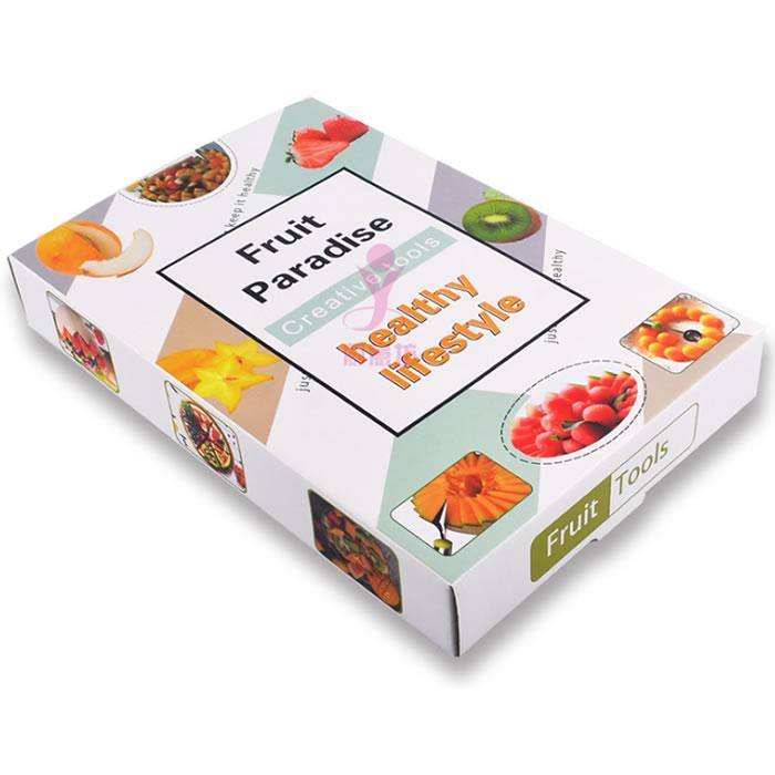 Набор для фигурной резки фруктов и овощей