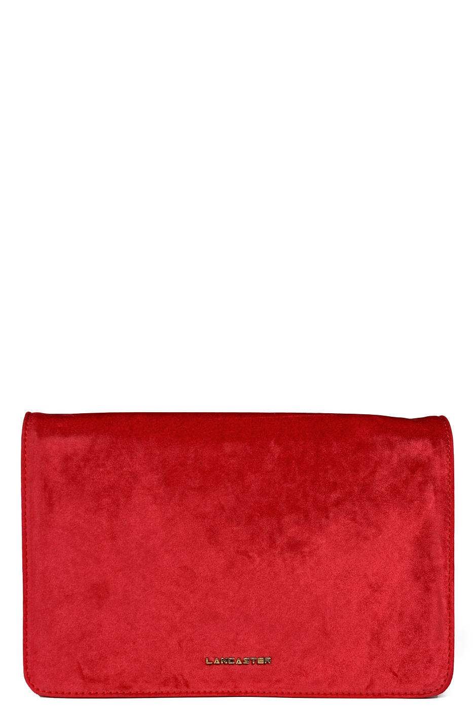 Клатч женский Lancaster B30083-LCS519-12 красный