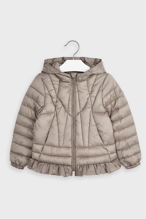 Стеганая куртка Mayoral 4417 цв.серый р.128 4417/_серый