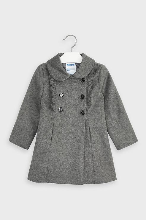 Пальто Mayoral 4409 цв.серый р.128 4409/_серый