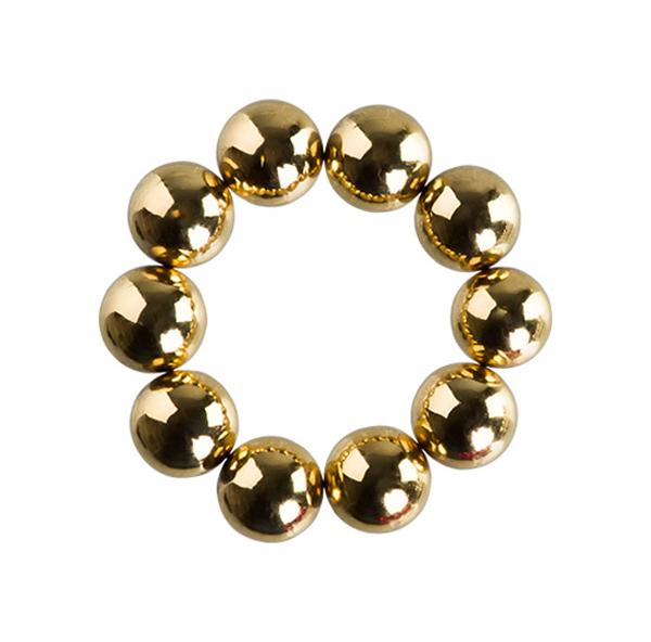 Купить Набор магнитных шариков для дизайна ногтей IRISK Золото