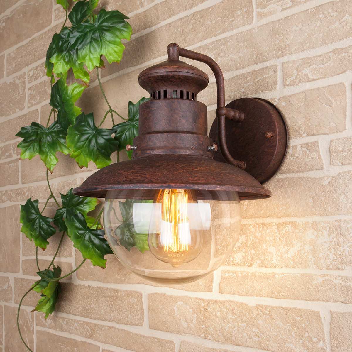 Настенный светильник Elektrostandard Talli D брауни