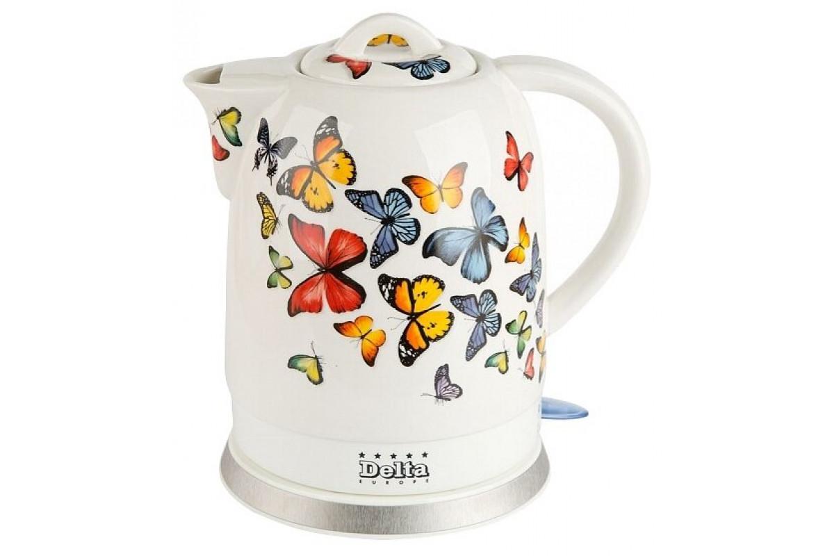 Чайник электрический Delta DL 1233А