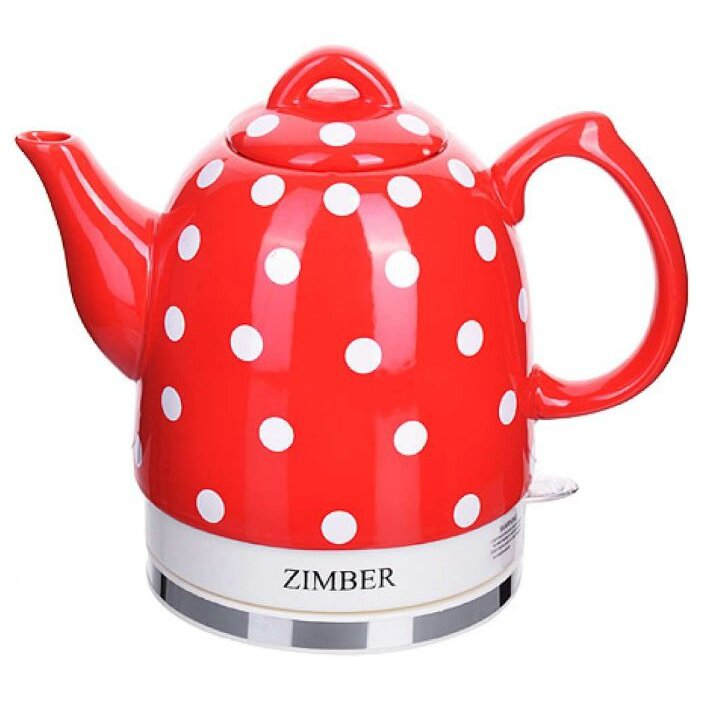 Чайник электрический Zimber ZM 11228 Red